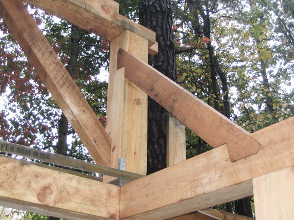 Tobies Restoration: Traditional Timbercraft - Timber Framed Post and ...